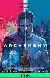 archenemy movie poster vod