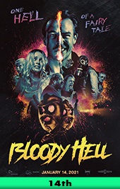 bloody hell movie poster vod