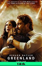 greenland movie poster vod