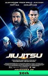 jiujitsu movie poster vod
