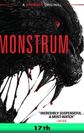 monstrum movie poster vod