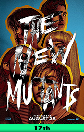 the new mutants movie poster vod