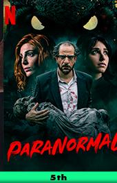 paranormal netflix vod