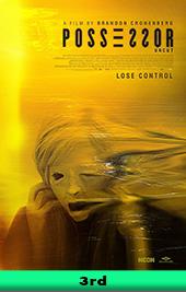 possessor movie poster vod