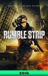 rumble strip movie poster vod