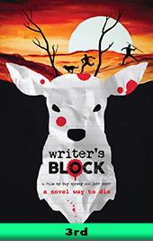 writers block movie poster vod