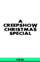 a creepshow christmas special shudder no poster
