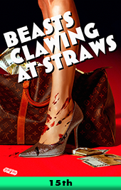 beast clawing at straws movie poster vod