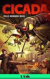 cicada movie poster vod