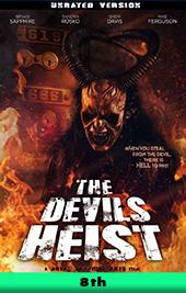 the devils heist movie poster vod