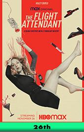 the flight attendant movie poster vod