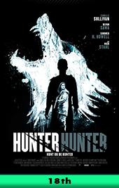 hunter hunter movie poster vod