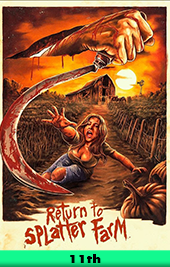 return to splatter farm movie poster vod