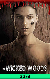 the wicked woods movie poster vod