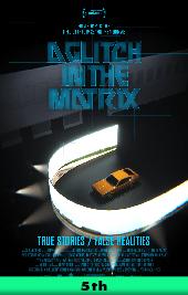a glitch in the matrix movie poster vod