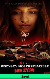 all my friends are dead vod netflix