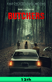 butchers movie poster vod