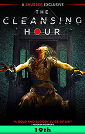 the cleansing hour movie poster vod