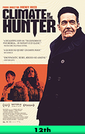climate of the hunter movie poster vod