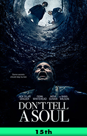 dont tell a soul movie poster vod