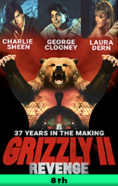 grizzly II revenge movie poster vod