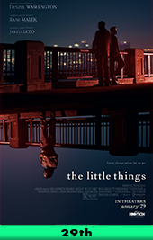 the little things movie poster vod