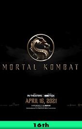 mortal kombat movie poster vod