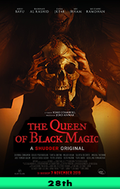 the queen of black magic movie poster vod