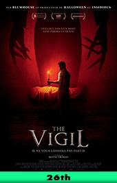 the vigil movie poster vod