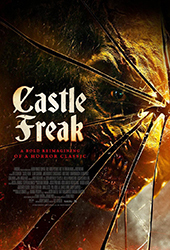 castle freak movie poster vod