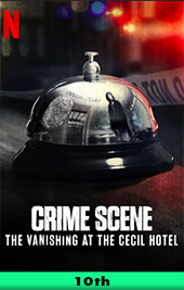 crime scene the vanishing at cecil hotel movie poster vod netflix