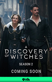 a discovery of witches season 2 shudder vod
