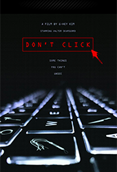 dont click movie poster vod
