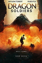 dragon soldiers movie poster vod