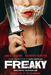 freaky movie poster vod