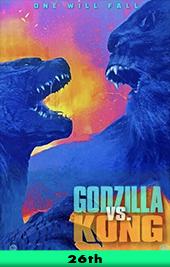 godzilla vs king movie poster vod