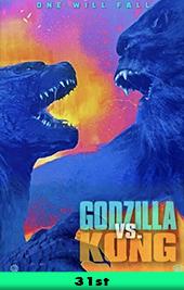 godzilla movie poster vod