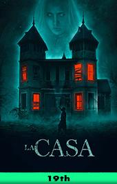 la casa movie poster vod