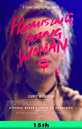 promising young woman move poster vod