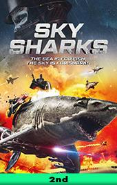 sky sharks movie poster vod