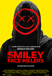 smiley face killers movie poster vod