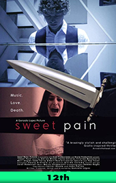sweet pain movie poster vod