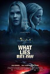 what lies below movie poster vod