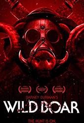 wild boar movie poster vod