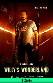 willys wonderland movie poster vod