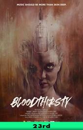 bloodthirsty movie poster vod