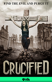 crucified movie poster vod