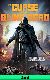 curse of the blind dead movie poster od
