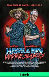 hawk & rev vampire slayers movie poster vod