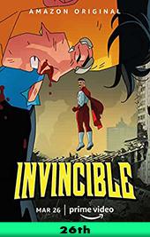 invicible movie poster vod prime